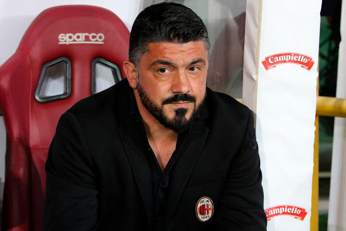 Milan, Gattuso: «Siamo stanchi, pensiamo all'Europa League»