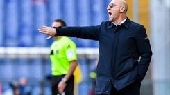 Serie A Genoa, Ballardini: «Abbiamo fatto una buona partita»