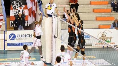 Volley: A2 Maschile, Semifinali Play Off: Siena e Spoleto vanno 2-0