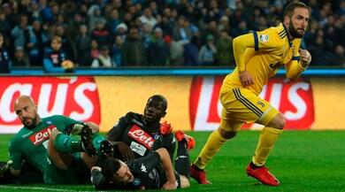 Juventus-Napoli, quel mezzo punto che può dare lo Scudetto
