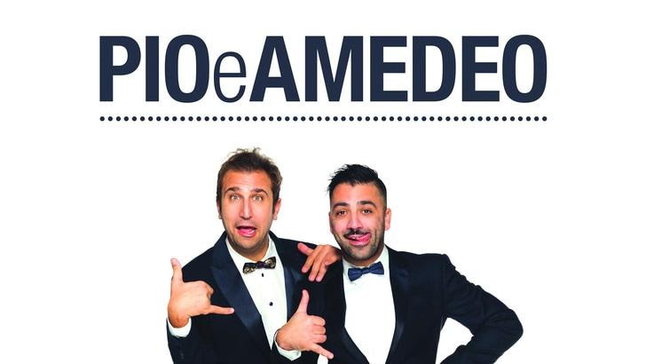 """Pio e Amedeo live con """"Tutto fa Broadway"""""""