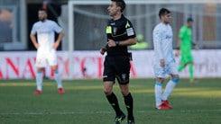 Serie B Novara-Venezia, arbitra Fourneau. Di Paolo per la Pro Vercelli