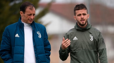 Juventus-Napoli: Allegri in ansia per Pjanic, Mandzukic e Sturaro