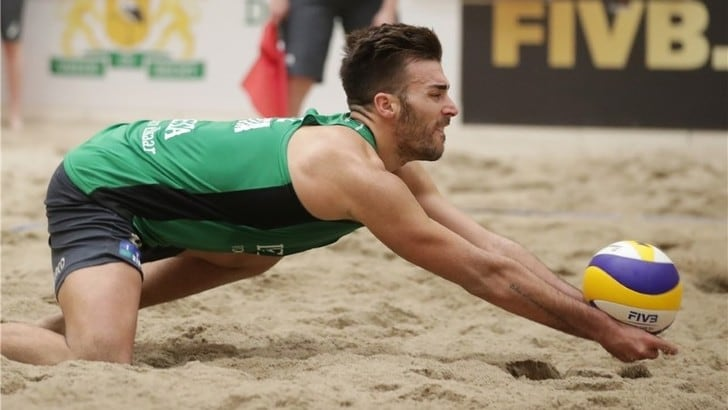 Beach Volley: eliminati Ranghieri-Caminati a Xiamen
