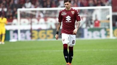 Serie A Torino, una giornata di squalifica per Baselli e De Silvestri