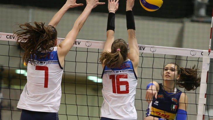 Volley: Europei Under 17, Italia-Bulgaria vale la semifinale