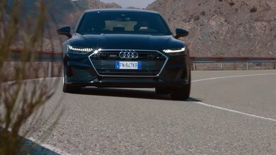 Audi A7 Sportback, gran turismo per cinque