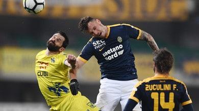 Serie A Verona, per Buchel affaticamento agli adduttori