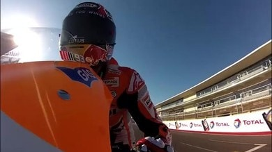 Marquez guarda al gran premio di Austin