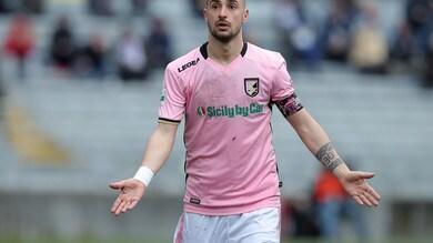 Serie B Palermo, lesione di secondo grado per Nestorovski
