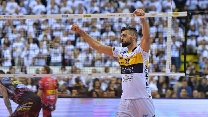 Volley: Superlega, Coppe Europee 2017/2018 assegnati i posti delle italiane