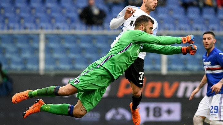 Serie A Sampdoria, Viviano: «Restiamo attaccati all'Europa»