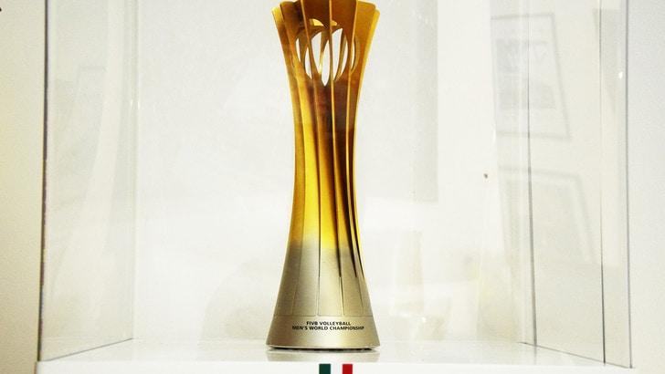 Volley: la Coppa del Mondo sarà esposta a Roma