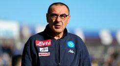 Juventus-Napoli, ecco la probabile formazione di Sarri