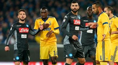 Juventus, rifinitura allo Stadium: provate due formazioni anti-Napoli