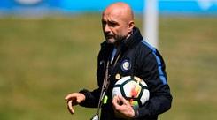 Spalletti: «Il futuro è dell'Inter, con o senza Champions»