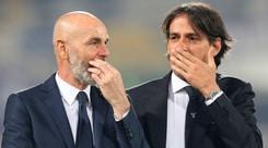 Lazio, Inzaghi risponde a Pioli: «I fatti sono sotto gli occhi di tutti»