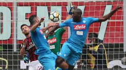 Serie A Napoli, la lista anti-Juventus: Koulibaly presente