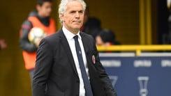 Serie A Donadoni: «Nessun dubbio sulla serietà del Bologna»