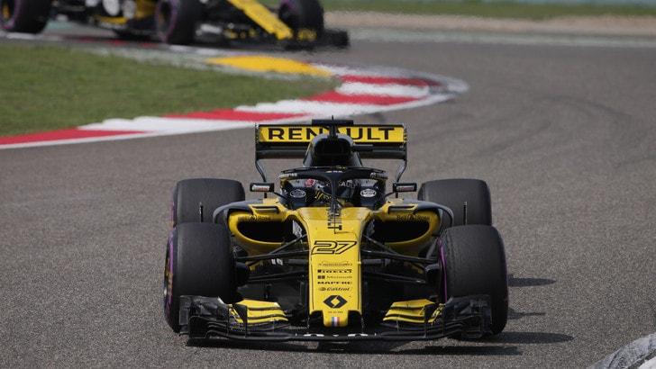 F1 Renault-McLaren, Bell: «Mi aspettavo di essere più avanti»