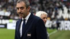 Serie A Sampdoria, Giampaolo: «Andremo a giocarcela con la Lazio»
