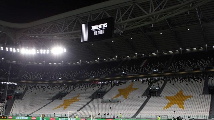 Juventus-Napoli: settore ospiti mezzo vuoto. Troppi 50 euro