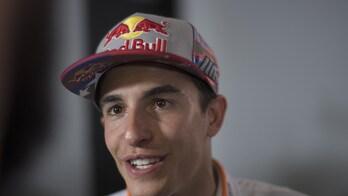 MotoGp Usa: Marquez è il più veloce nel warm up, Rossi 11°