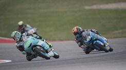 Moto3 Usa: italiani alla riscossa, vince Martin