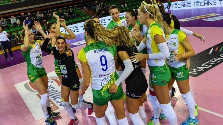 Volley: A2 Femminile, Chieri elimina Trento, per Orvieto colpaccio a Mondovì
