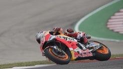 MotoGp Usa: Marquez domina, Rossi 4°