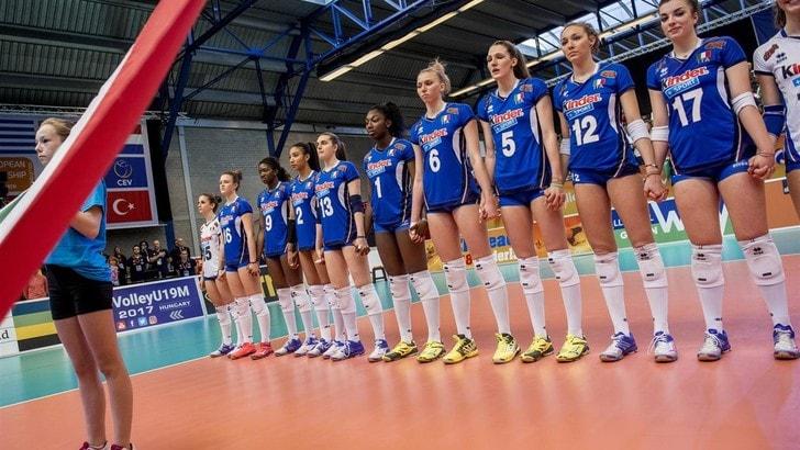 Volley: Europei Under 19 Femminili, da venerdì a domenica le qualificazioni