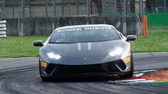 Lamborghini Huracàn Performante: il nostro giro veloce a Monza