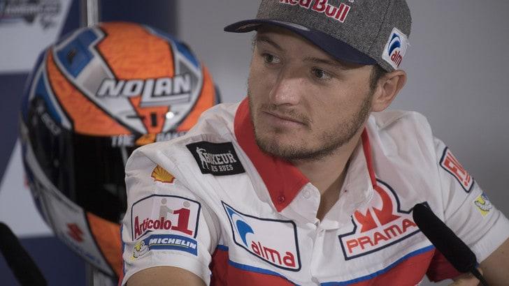 MotoGp Ducati, Miller: «La decisone sul mio futuro dipende da Borgo Panigale»