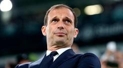 Juventus, Allegri insegue l'inviolabilità smarrita