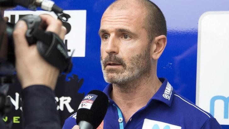 MotoGp Yamaha, Meregalli: «Abbiamo fatto dei gradi progressi, siamo soddisfatti»