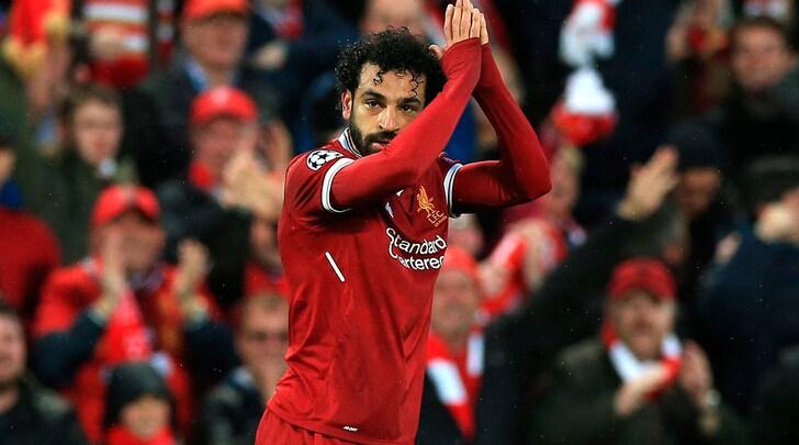Liverpool-Roma, la stampa estera celebra Salah: «DinaMO Kiev!»