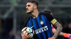Icardi: «Futuro? Non so, ma il mio presente è l'Inter»