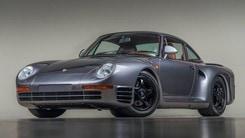 Porsche 959 SC, supercar vintage da 800 cavalli