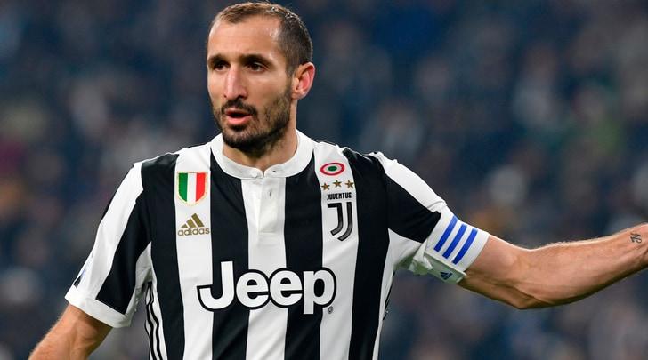Juventus, il ko di Chiellini tra alternative e contraddizioni