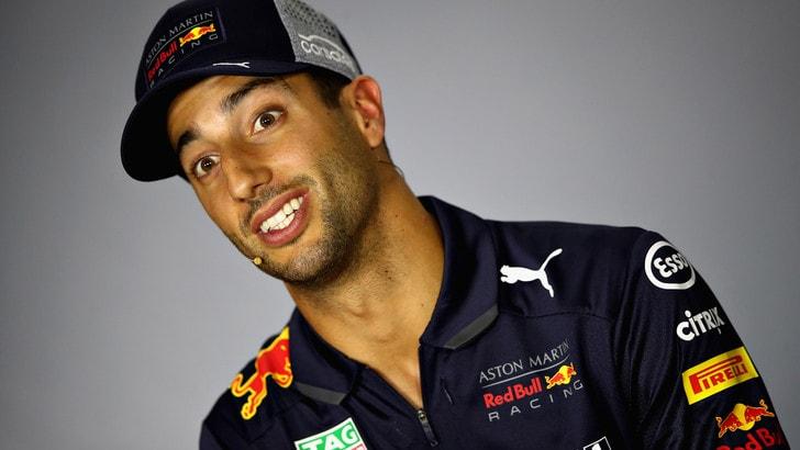 F1 Azerbaijan, Ricciardo: «Sono concentrato nel vincere quante più gare ora»
