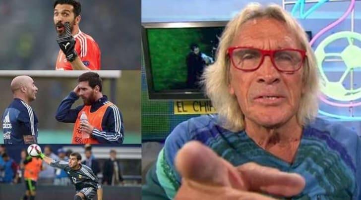 Juventus, l'ex portiere del Boca Gatti: «Buffon? Sono meglio io»
