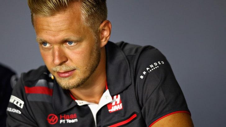 F1 Azerbaijan, Magnussen: «La macchina è migliore di un anno fa»