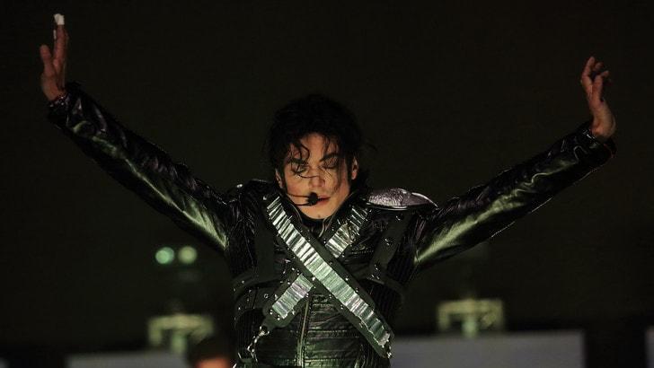 Sergio Cortes e l'omaggio a Michael Jackson