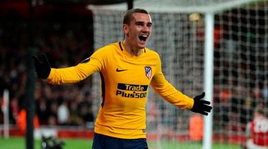 Europa League, Griezmann beffa l'Arsenal. Il Marsiglia ipoteca la finale: 2-0 al Salisburgo