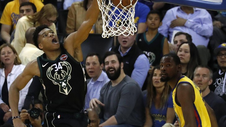 Antetokounmpo regola i Celtics, si va a gara7