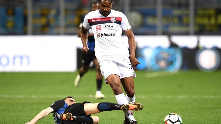 Serie A Cagliari, lesione al tendine per Ceter