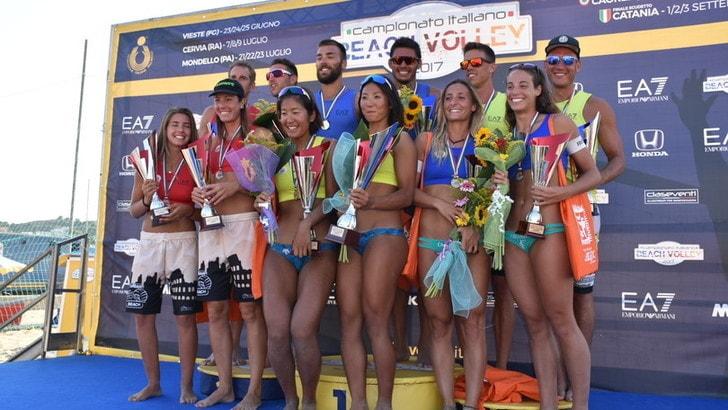 Beach Volley:  il Campionato Italiano parte da Lecce l'8 giugno