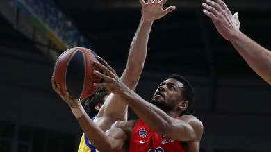 Eurolega, Higgins spinge il CSKA alle Final Four