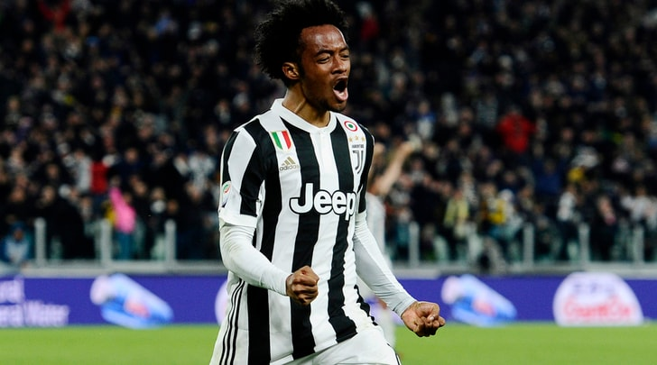 Juventus, Allegri disegna il futuro: Cuadrado da terzino