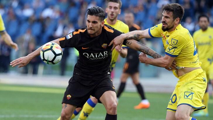 Serie A Roma-Chievo 4-1, il tabellino